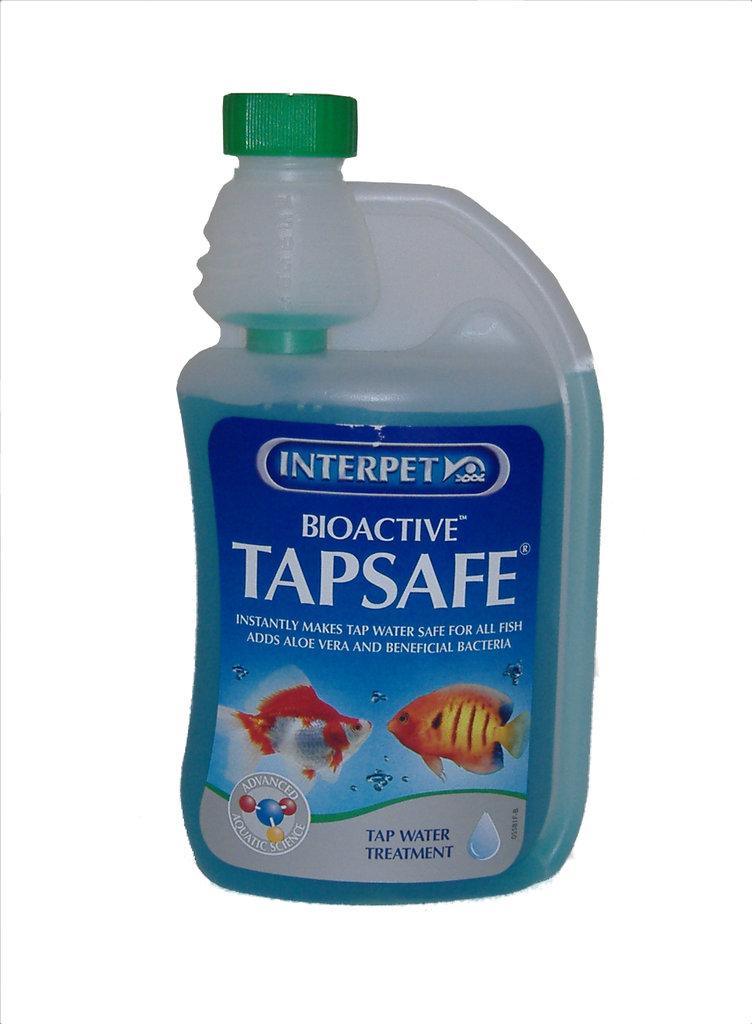 Interpet Bioactive Tapsafe 250ml