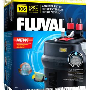 Fluval 106 Externl Filter