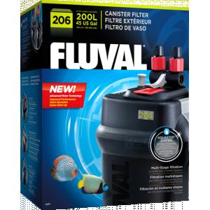 Fluval 206 Externl Filter