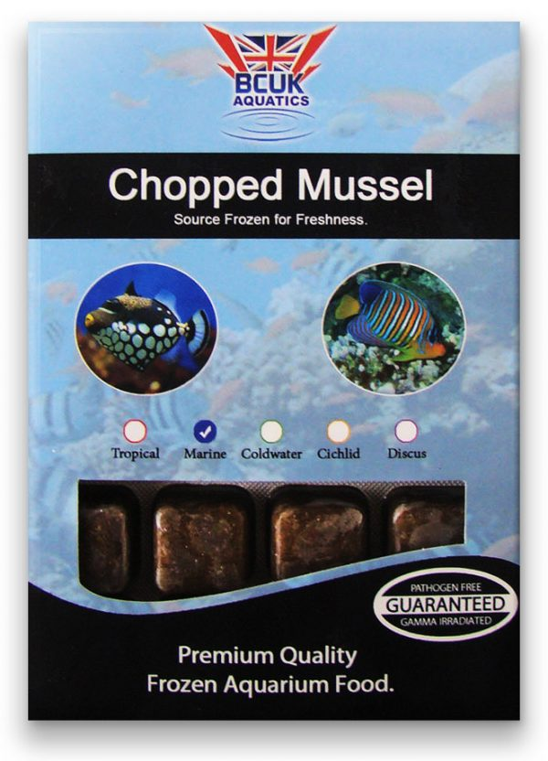 Chopped Mussel (5 packs)