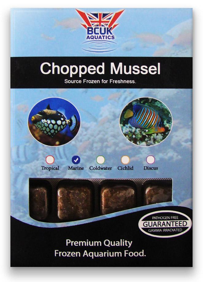 Chopped Mussel (5 packs)