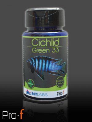 Pro-F Cichlid Green 40g