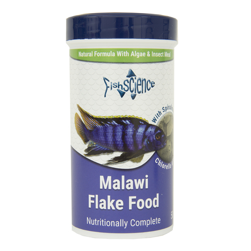 Fish Science Malawi Flake 50g