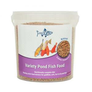Fish Science Variety Food 10 Litre Bucket 33% OFF!