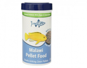 Fish Science Malawi Pellet 115g