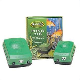 Blagdon Pond Air 1