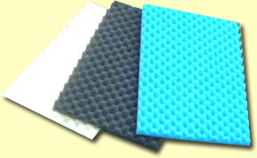 Filter Foam set 21''x42'' (set of 3)
