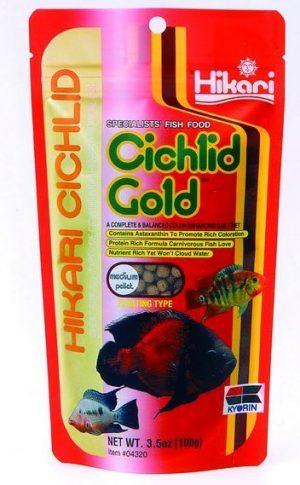 Cichlid Foods